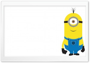 Minion HD Wide Wallpaper for 4K UHD Widescreen desktop & smartphone