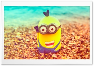 Minion HD Wide Wallpaper for Widescreen