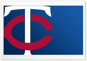 Minnesota Twins TC Logo HD Wide Wallpaper for Widescreen