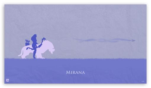 Mirana - DotA 2 ❤ 4K UHD Wallpaper for 4K UHD 16:9 Ultra High Definition 2160p 1440p 1080p 900p 720p ; Mobile 16:9 - 2160p 1440p 1080p 900p 720p ;