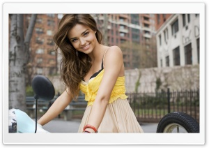 Miranda Kerr HD Wide Wallpaper for Widescreen