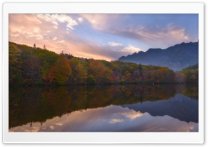 Mirror Lake HD Wide Wallpaper for Widescreen