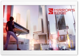 Mirrors Edge 2 Faith HD Wide Wallpaper for Widescreen