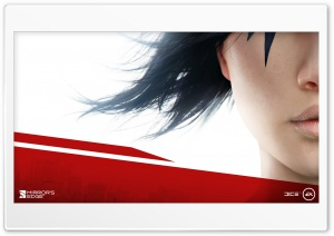 Mirrors Edge 2 Game HD Wide Wallpaper for Widescreen