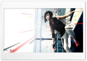 Mirrors Edge 2 Wallpaper HD HD Wide Wallpaper for Widescreen