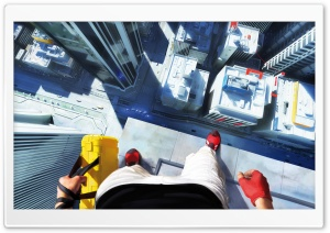 Mirror's Edge Ultra HD Wallpaper for 4K UHD Widescreen desktop, tablet & smartphone