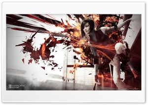 Mirrors Edge 2 HD Wide Wallpaper for Widescreen