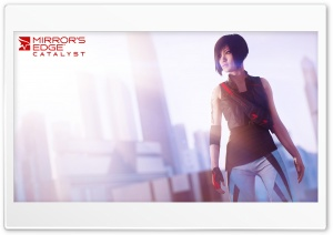 Mirrors Edge Catalyst HD Wide Wallpaper for Widescreen