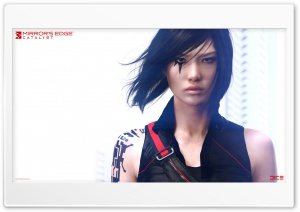 Mirrors Edge Catalyst Faith HD Wide Wallpaper for Widescreen