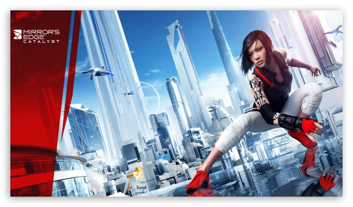 Mirror's Edge Catalyst Faith 2016 Video Game ❤ 4K UHD Wallpaper for 4K UHD 16:9 Ultra High Definition 2160p 1440p 1080p 900p 720p ; Mobile 16:9 - 2160p 1440p 1080p 900p 720p ;