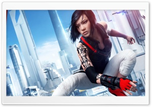 Mirror's Edge Catalyst Faith redesign 2016 HD Wide Wallpaper for Widescreen