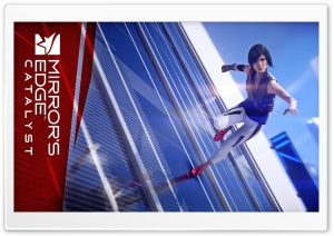 Mirrors Edge Catalyst Why We Run HD Wide Wallpaper for Widescreen