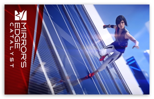 Mirrors Edge Catalyst Why We Run ❤ 4K UHD Wallpaper for Wide 16:10 5:3 Widescreen WHXGA WQXGA WUXGA WXGA WGA ; 4K UHD 16:9 Ultra High Definition 2160p 1440p 1080p 900p 720p ; Standard 3:2 Fullscreen DVGA HVGA HQVGA ( Apple PowerBook G4 iPhone 4 3G 3GS iPod Touch ) ; Mobile 5:3 3:2 16:9 - WGA DVGA HVGA HQVGA ( Apple PowerBook G4 iPhone 4 3G 3GS iPod Touch ) 2160p 1440p 1080p 900p 720p ;