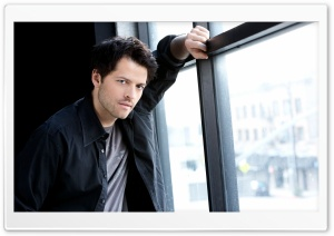 Misha Collins HD Wide Wallpaper for Widescreen