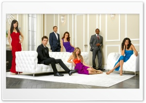 Mistresses TV Show Cast HD Wide Wallpaper for Widescreen