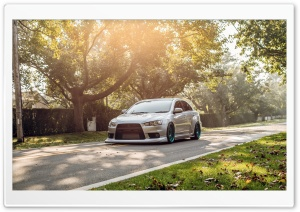 Mitsubishi HD Wide Wallpaper for Widescreen