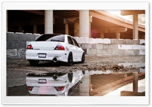 Mitsubishi Lancer Evolution MR HD Wide Wallpaper for Widescreen