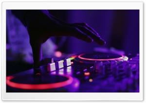 Mixing DJ Ultra HD Wallpaper for 4K UHD Widescreen desktop, tablet & smartphone