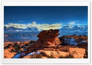 Moab Landscape HD Wide Wallpaper for Widescreen