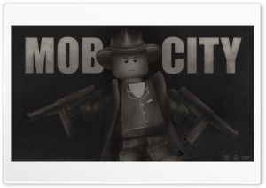 Mob City HD Wide Wallpaper for Widescreen