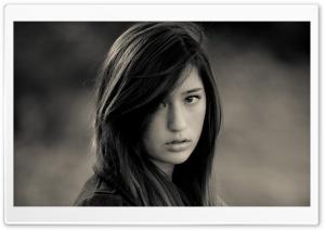 Model Portrait HD Wide Wallpaper for 4K UHD Widescreen desktop & smartphone