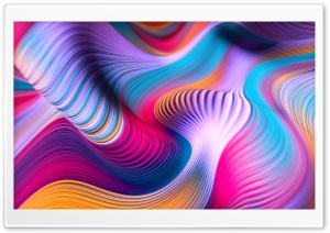 Modern Abstract Colorful Art Ultra HD Wallpaper for 4K UHD Widescreen desktop, tablet & smartphone
