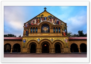 Modern Church HDR HD Wide Wallpaper for 4K UHD Widescreen desktop & smartphone