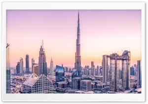 Modern City Ultra HD Wallpaper for 4K UHD Widescreen desktop, tablet & smartphone