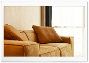 Modern sofa Ultra HD Wallpaper for 4K UHD Widescreen desktop, tablet & smartphone