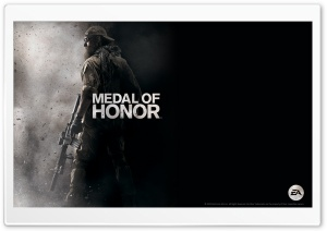MOH HD Wide Wallpaper for Widescreen