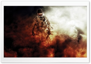 MOH: Warfighter HD Wide Wallpaper for Widescreen