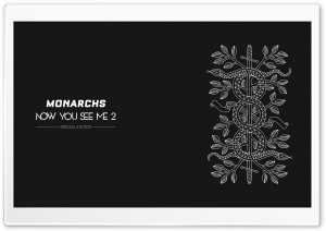 Monarchs Card HD Wide Wallpaper for Widescreen