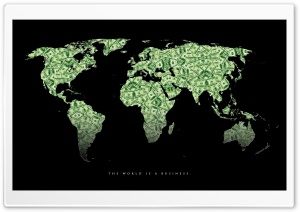 Money, Money, Money HD Wide Wallpaper for Widescreen