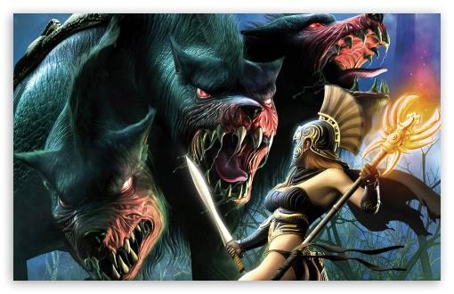 Monster Games 25 UltraHD Wallpaper for Wide 16:10 5:3 Widescreen WHXGA WQXGA WUXGA WXGA WGA ; 8K UHD TV 16:9 Ultra High Definition 2160p 1440p 1080p 900p 720p ; Mobile 5:3 16:9 - WGA 2160p 1440p 1080p 900p 720p ;