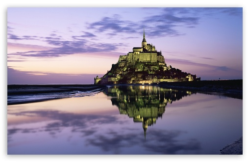 Mont Saint Michel, Normandy, France HD wallpaper for Wide 16:10 5:3 Widescreen WHXGA WQXGA WUXGA WXGA WGA ; HD 16:9 High Definition WQHD QWXGA 1080p 900p 720p QHD nHD ; Standard 4:3 5:4 3:2 Fullscreen UXGA XGA SVGA QSXGA SXGA DVGA HVGA HQVGA devices ( Apple PowerBook G4 iPhone 4 3G 3GS iPod Touch ) ; Tablet 1:1 ; iPad 1/2/Mini ; Mobile 4:3 5:3 3:2 16:9 5:4 - UXGA XGA SVGA WGA DVGA HVGA HQVGA devices ( Apple PowerBook G4 iPhone 4 3G 3GS iPod Touch ) WQHD QWXGA 1080p 900p 720p QHD nHD QSXGA SXGA ;
