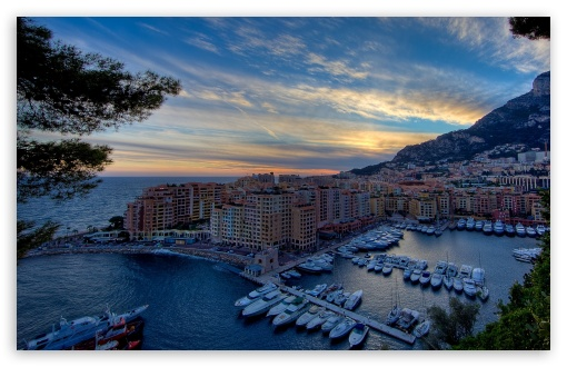 Monte Carlo Harbour ❤ 4K UHD Wallpaper for Wide 16:10 5:3 Widescreen WHXGA WQXGA WUXGA WXGA WGA ; 4K UHD 16:9 Ultra High Definition 2160p 1440p 1080p 900p 720p ; Mobile 5:3 16:9 - WGA 2160p 1440p 1080p 900p 720p ;
