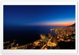 Monte Carlo, Monaco HD Wide Wallpaper for Widescreen