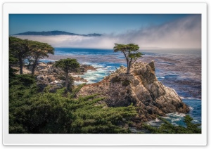 Monterey Bay HD Wide Wallpaper for Widescreen