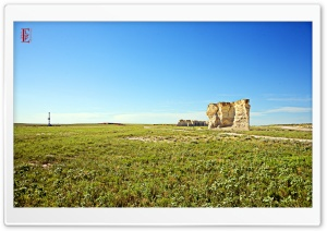 Monument Rocks HD Wide Wallpaper for 4K UHD Widescreen desktop & smartphone