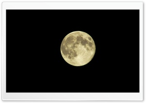 Moon 14 Night .Mr Ultra HD Wallpaper for 4K UHD Widescreen desktop, tablet & smartphone