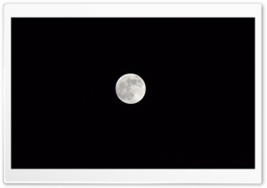 Moon HD Wide Wallpaper for Widescreen
