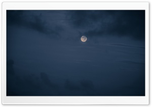 Moon HD Wide Wallpaper for 4K UHD Widescreen desktop & smartphone