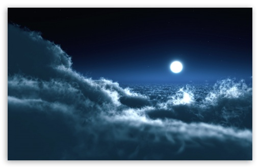 Moon Above Clouds HD wallpaper for Wide 16:10 5:3 Widescreen WHXGA WQXGA WUXGA WXGA WGA ; HD 16:9 High Definition WQHD QWXGA 1080p 900p 720p QHD nHD ; Standard 4:3 5:4 3:2 Fullscreen UXGA XGA SVGA QSXGA SXGA DVGA HVGA HQVGA devices ( Apple PowerBook G4 iPhone 4 3G 3GS iPod Touch ) ; Tablet 1:1 ; iPad 1/2/Mini ; Mobile 4:3 5:3 3:2 16:9 5:4 - UXGA XGA SVGA WGA DVGA HVGA HQVGA devices ( Apple PowerBook G4 iPhone 4 3G 3GS iPod Touch ) WQHD QWXGA 1080p 900p 720p QHD nHD QSXGA SXGA ; Dual 16:10 5:3 16:9 4:3 5:4 WHXGA WQXGA WUXGA WXGA WGA WQHD QWXGA 1080p 900p 720p QHD nHD UXGA XGA SVGA QSXGA SXGA ;