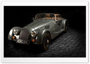Morgan 4-4 Roadster HD Wide Wallpaper for 4K UHD Widescreen desktop & smartphone