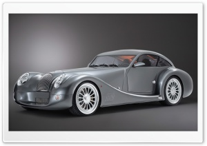 Morgan Aeromax Concept 2006 HD Wide Wallpaper for Widescreen