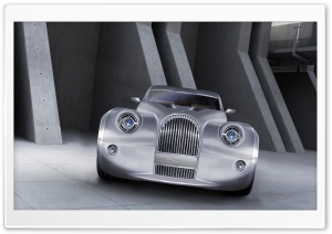 Morgan Concept Car 3 HD Wide Wallpaper for Widescreen