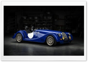 Morgan Plus 8 50th Anniversary Ultra HD Wallpaper for 4K UHD Widescreen desktop, tablet & smartphone