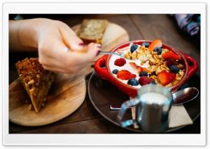 Morning Breakfast Ultra HD Wallpaper for 4K UHD Widescreen desktop, tablet & smartphone