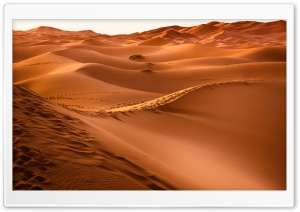 Morocco Desert HD Wide Wallpaper for Widescreen