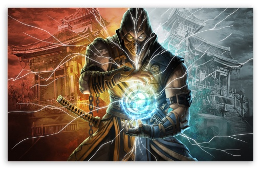 Download Mortal Kombat 11 Game HD Wallpaper